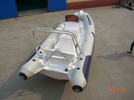 rigid inflatable boat HLB-520