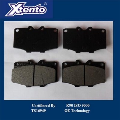 BENZ CERAMIC BRAKE PAD