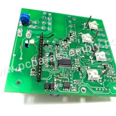 PCB assembly service on Through Hole Assembly and DIP soldering