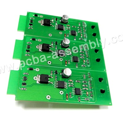 Samples Run Prototype PCB Assembly and electronic prototyping