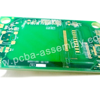 4 layer PCB thickness FR4 4 Layers Rigid PCB With 3oz Copper
