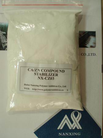 NX-CZ03 Ca/Zn Compound Stabilizer