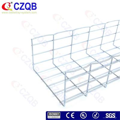 150X250 Wave Wire Cable Tray