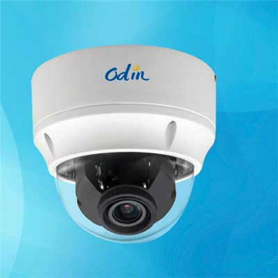 3MP HD TWDR Vandal-proof Dome IP Camera