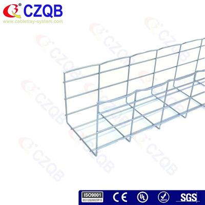 150X150 Wave Wire Cable Tray