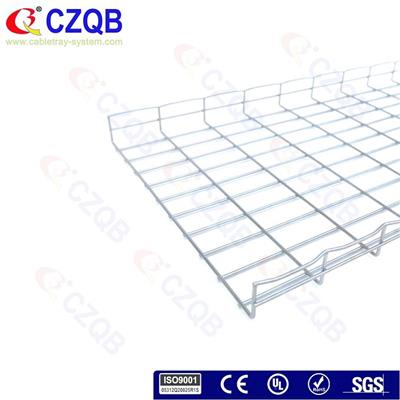 50X500 Wave Wire Cable Tray