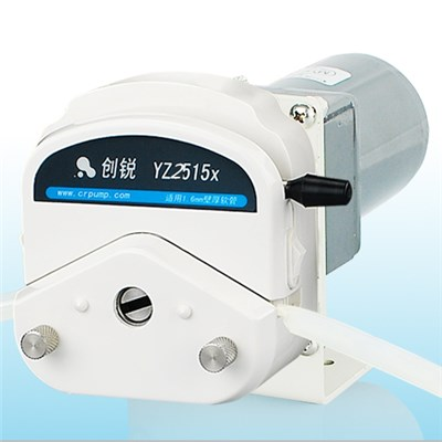 Dc24v Peristaltic Pump For Detergent OEM202/YZ2515X