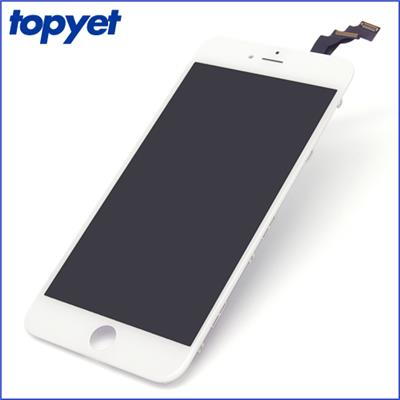 Original New LCD Screen for iPhone6 Plus 5.5'' White LCD Assembly