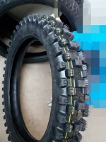 off road use dirt bike motorcycle tyre 125 CC 90 CC motorcycle parts