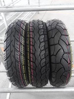 quality 350-10 350-8 sctoor motorcycle tubeless tyre