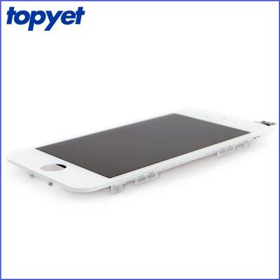 Wholesale High Quality Original LCD Screen for iPhone5S White Display
