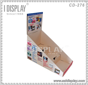 Mini Customized Made Brochure Counter Top Paper Display