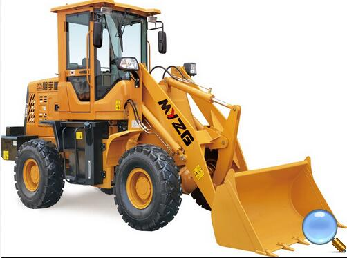China direct manufacturer  high quality ZL928 wheel loader rated bucket capacity0.8m3