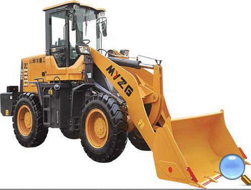 China direct manufacturer  high quality ZL936 wheel loader rated bucket capacity 1.2m3