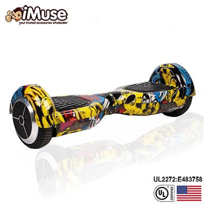 UL2272 Certified Hover Board Two Wheel Self Balance Hover Board Electric Standing Scooter