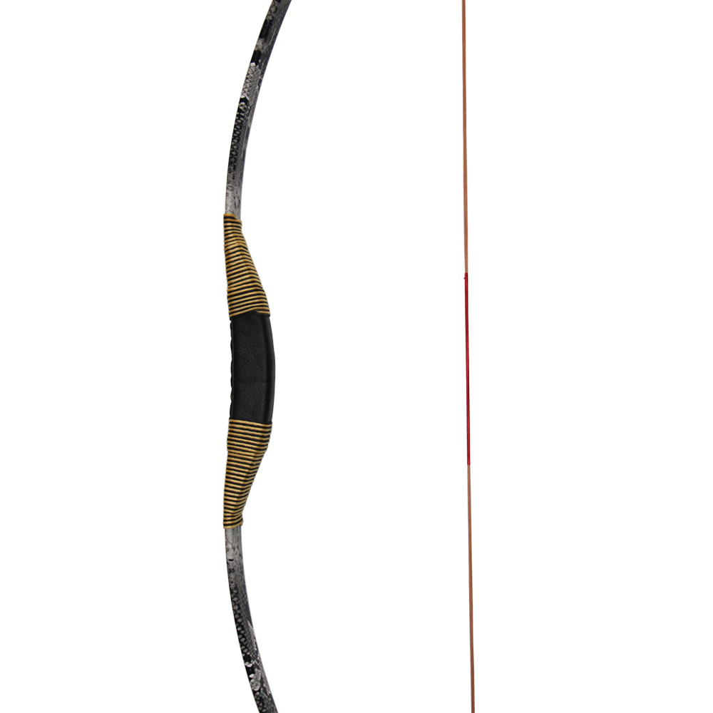 45lb Handmade Longbow Korea Short Recurve Bow Outdoor Archery Hunting Practice