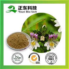 Factory Supply Eyebright Extract Brown Fine Powder