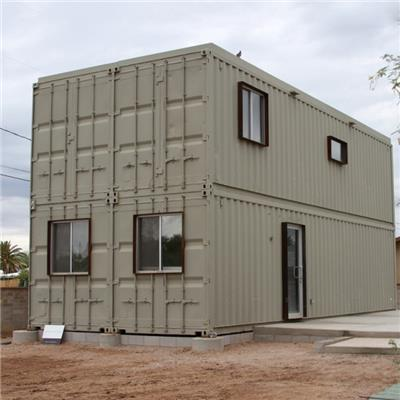 China Flat Pack Container House Container Home For Sale