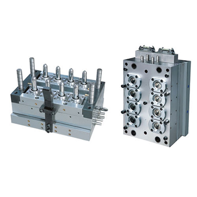 Plastic Injection Mold for Nylon Clip