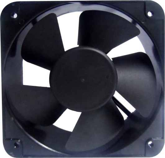20060 EC 110V 220V industrial exhaust air duct fan 200*200*60mm for electric