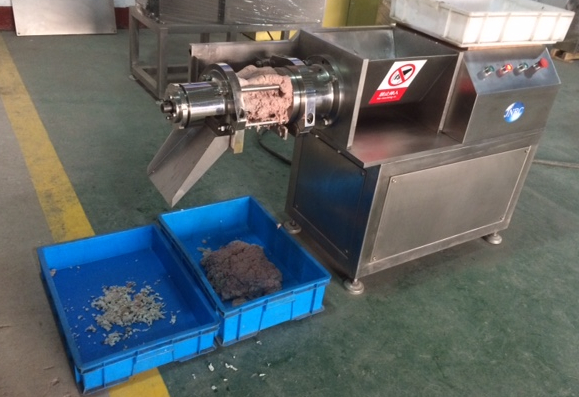 meat bone separator for fish