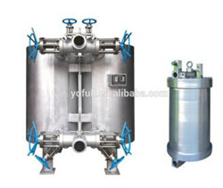PrePolymer Filter for Polymerization project