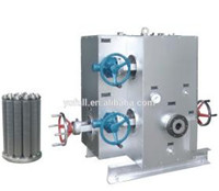 CPF-PT-D SeriesVertical Continuous Switch Melt Filter
