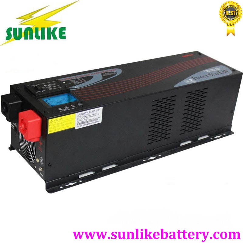 Low Frequncy Sine Wave Power Inverter 5000W for Power System