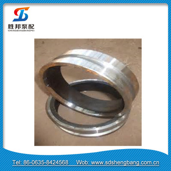 Concrete Pump Pipe Forging End Fitting Flange/ Weld Collars