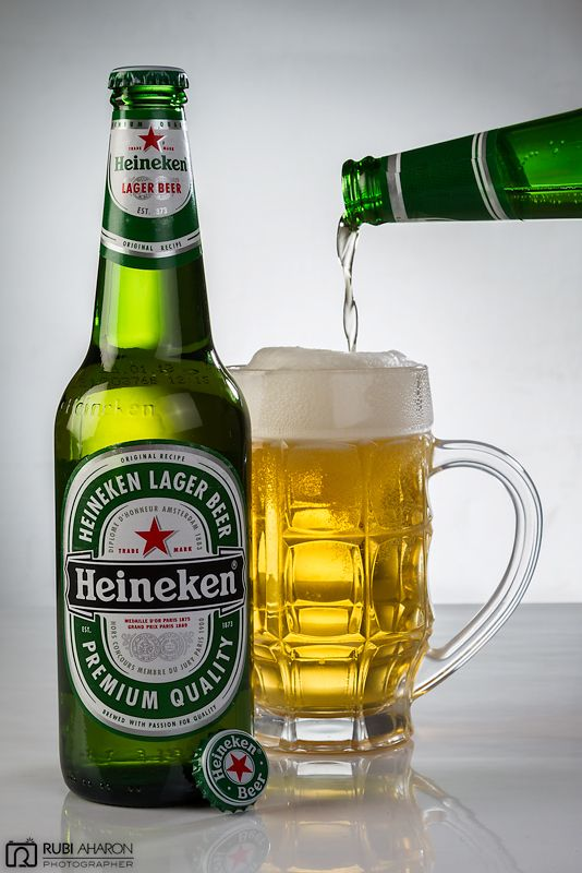 HEINEKEN BEER 250ml, 330ml