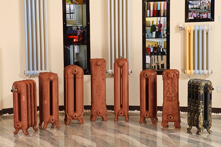 China wholesale cast iron central heating radiator