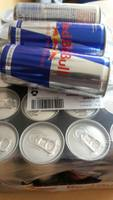 Original RedBull Energy Drink / Blue / Silver / Extra
