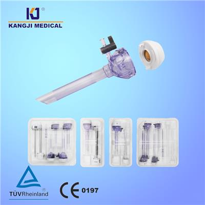 Disposable Laparoscopic Optical Trocar