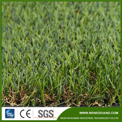 25mm High Density Landscape Garden Artificial Grass (SUNQ-HY-01-2)