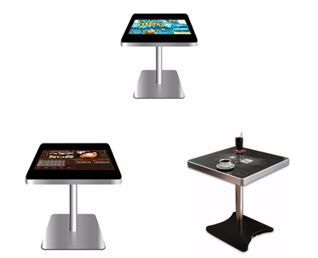 21.5 Inch interactive screen table Restaurant/coffee touch table