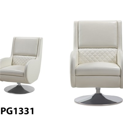 1331 Single Chair With Swivel