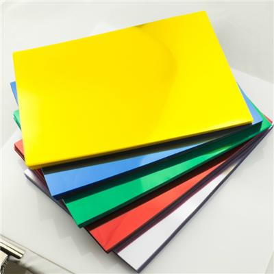 Glossy PVC Book Cover Factory
