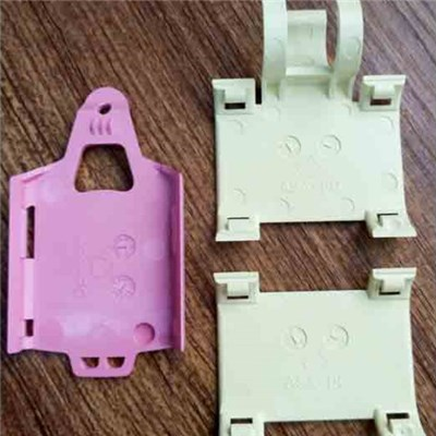 1+1+1 Cavities Mold With Under Cut Molding Plastic Parts