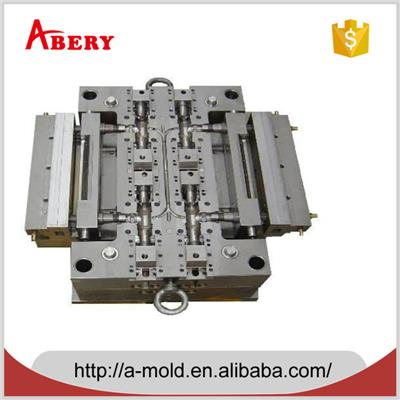 High Precision Plastic Mould Design Within Dme/Hasco Standards