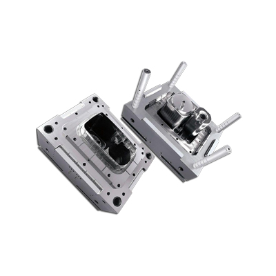 Plastic Tape Dispenser Injection Mold Maker