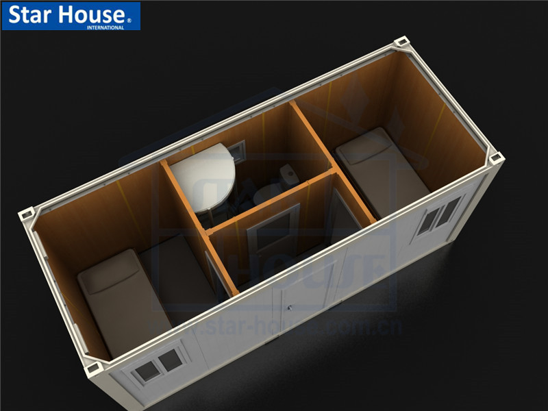 Mobile house SH111 Two bedroom with bathroom