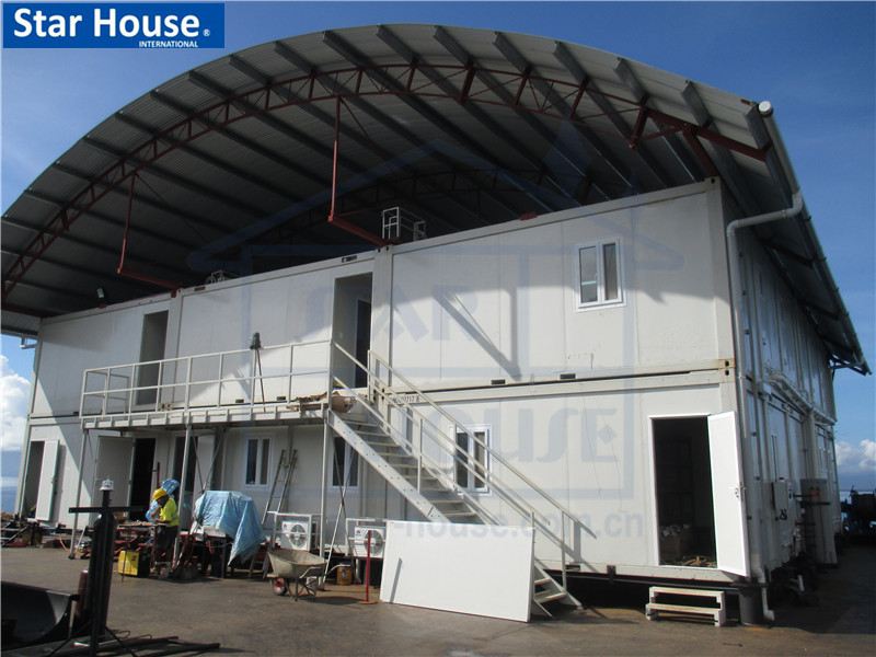 Container home designs with CE,CSA,B.V.,AS certificate