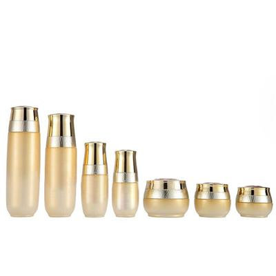 Cosmetic Glass Bottle JH-XJ-134