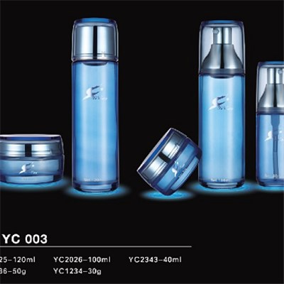 Cosmetic Glass Bottle JH-YC003