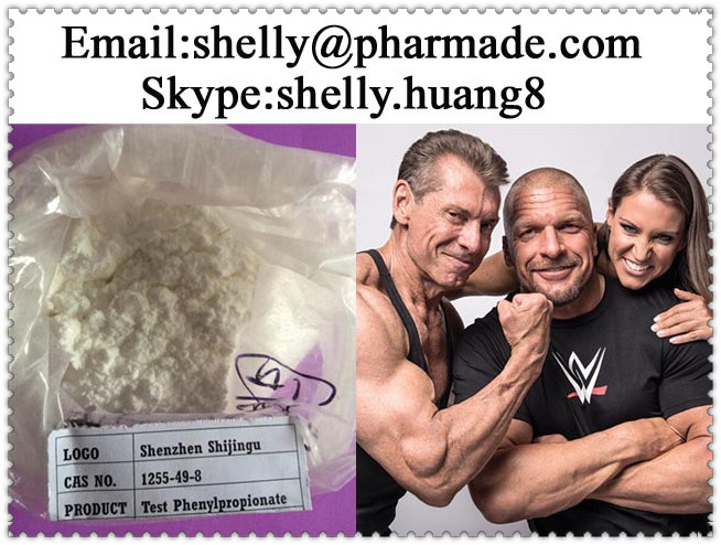 Testosterone Phenylpropionate Powder shelly@pharmade.com
