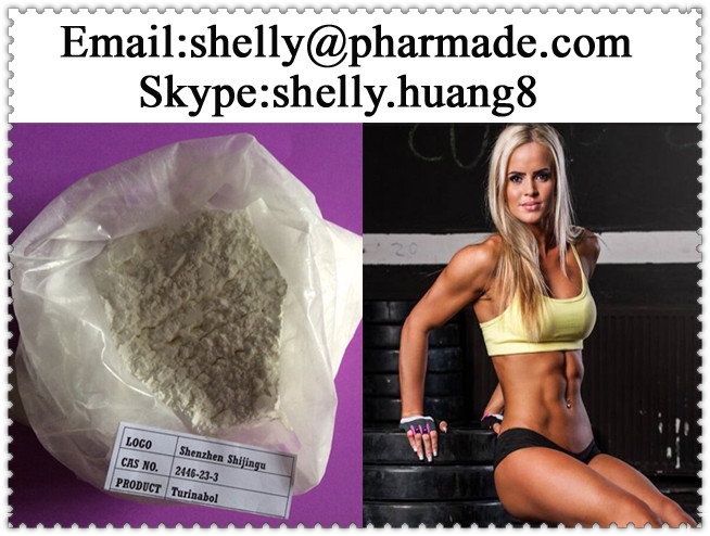 4-Chlorodehydromethyltestosterone Turinabol Powder shelly@pharmade.com