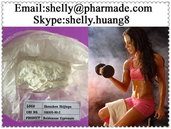 Boldenone Cypionate Powder Boldenone Cypionate