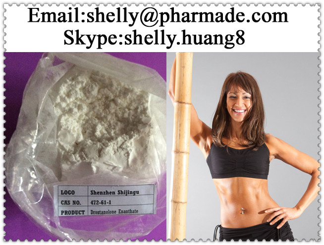Drostanolone Enanthate Powder Drostanolone Enanthate