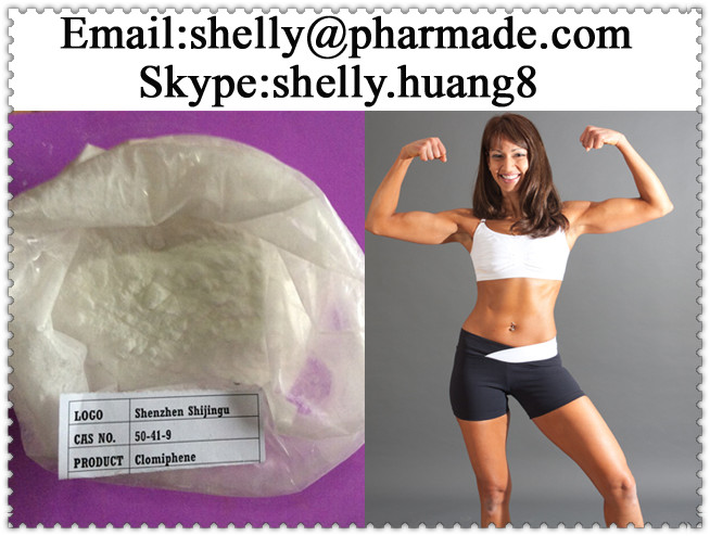Clomiphene Citrate Powder Clomid shelly@pharmade.com