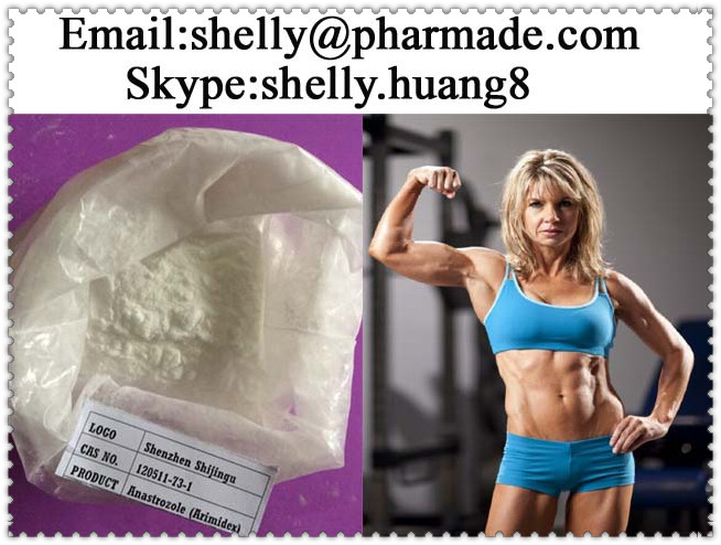 Anastrozole Arimidex Powder Anastrozole Arimidex shelly@pharmade.com